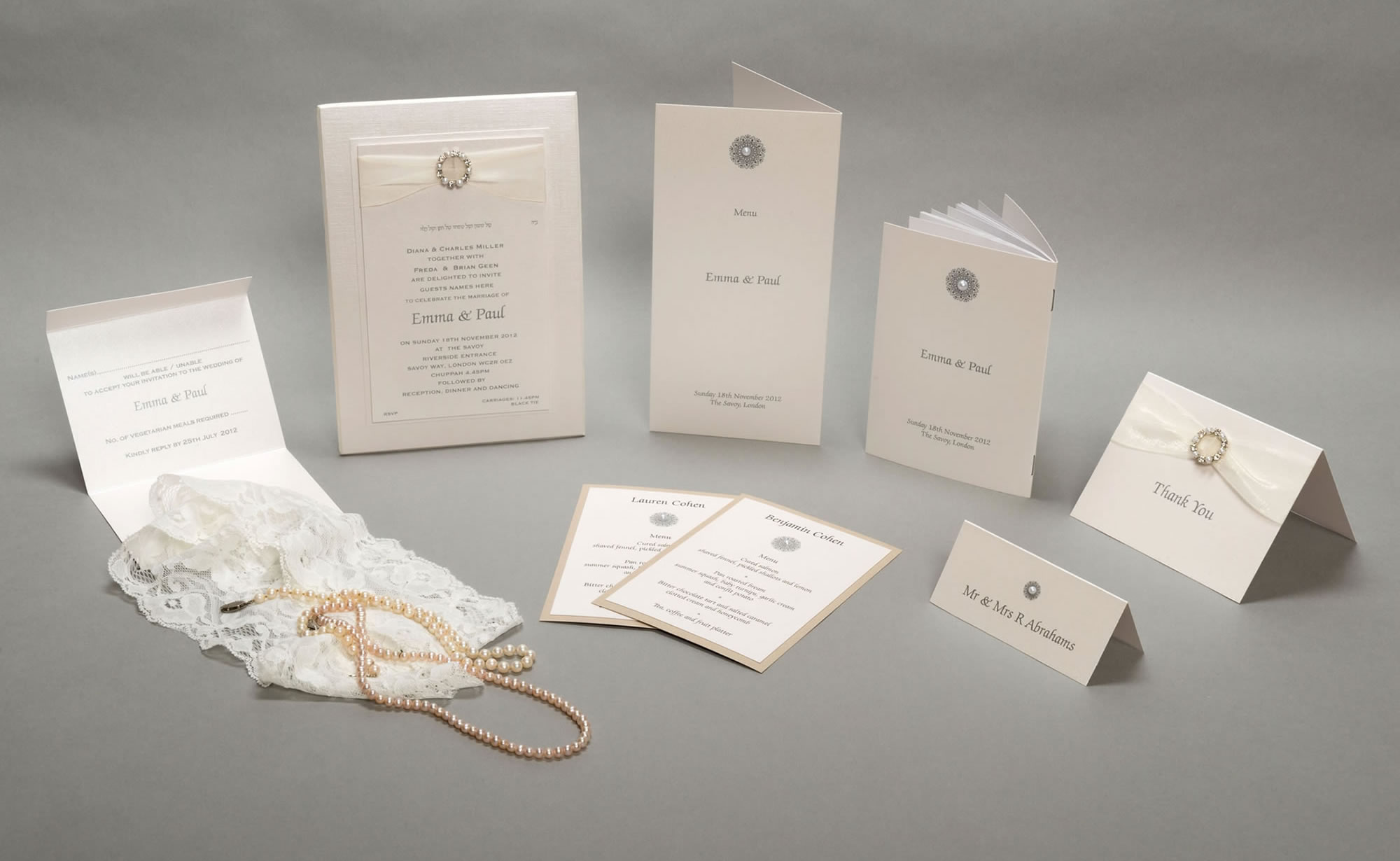 U Name It Handmade Invitations From Jewish Weddings To Barmitzvahs